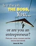 Is it the job, the boss, you . . . or are you an entrepreneur? Find your career stressors